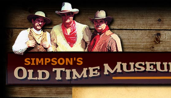 Simpson's Old Time Museum